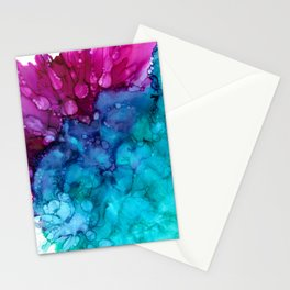Jewel Tones Stationery Cards