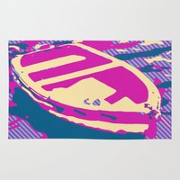 boat Area & Throw Rugs featuring Boat by DistinctyDesign