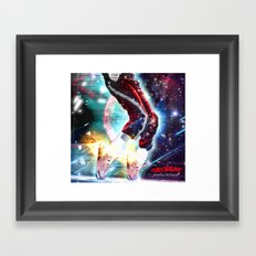 The Signature Move Framed Art Print