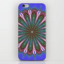 Sunday Mandala 12 iPhone Skin