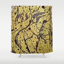 Summer's Almost Gone Shower Curtain