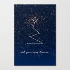 wish tree Canvas Print