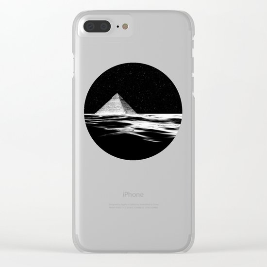 pyramid song Clear iPhone Case