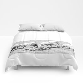 counting sheep Comforters