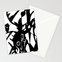 Ring of Fire Stationery Cards