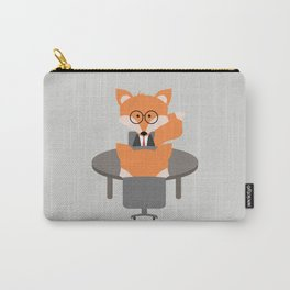 Business Fox Carry-All Pouch