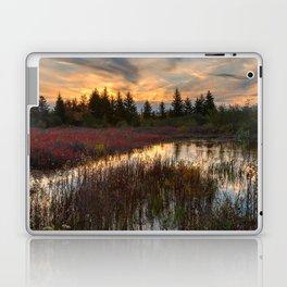 Autumn Dolly Sods Sunset Laptop & iPad Skin