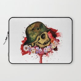 Fossils of war Laptop Sleeve