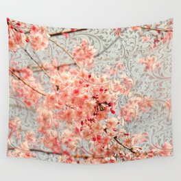 Awesome Blossom Wall Tapestry