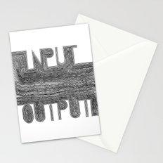 OutputInput Stationery Cards