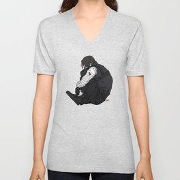 Angsty Soldier T-Shirt Unisex V-Neck
