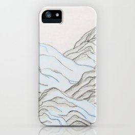 Mountain Madness, No. 1 iPhone Case