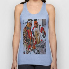COOKING UP SOMETHING MARVELOUS Unisex Tank Top