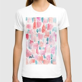 7   | 200130 | Watercolor Painting | Abstract Art | Abstract Pattern | Watercolor Art T-shirt