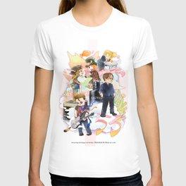 Johnny Depp 2016 T-shirt
