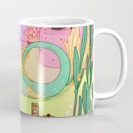 Underwater Spell Coffee Mug