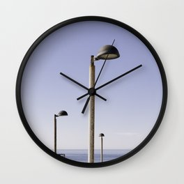 Post Minimalism Wall Clock