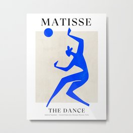 The Dance 2 | Henri Matisse - La Danse Metal Print