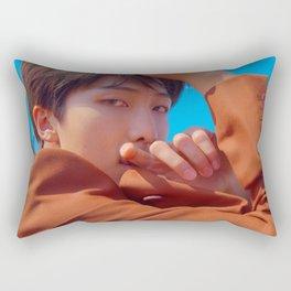 RM / Kim Nam Joon - BTS Rectangular Pillow