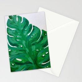 Monestera Stationery Cards