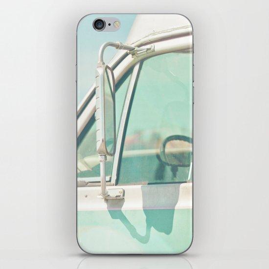 Retro Drive iPhone & iPod Skin