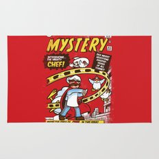 Chef of Mystery Rug