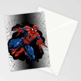 Spidey Color Stationery Cards