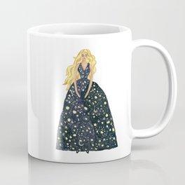 Princess of the starry night Coffee Mug