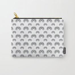 Edna Mode White Pattern nº1 Carry-All Pouch