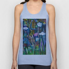 Grows in Adverse Conditions Unisex Tank Top