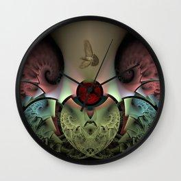 The free spirit Wall Clock