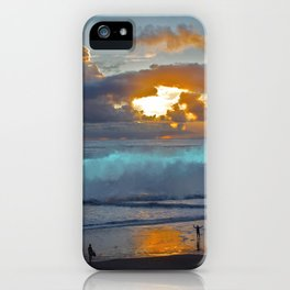 Behold the Sunset iPhone Case