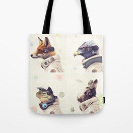 Star Team - Legends of Lylat Tote Bag