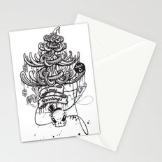 Xmas Greeting Stationery Cards