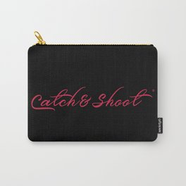 Catch&Shoot Black Carry-All Pouch