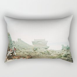THE MIRAGE. Rectangular Pillow