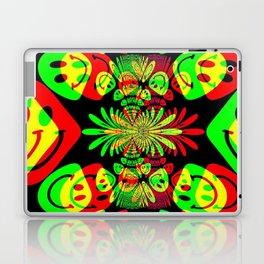 The Reggae Zone Laptop & iPad Skin