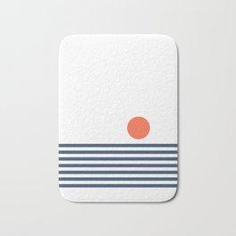 Nautical 04 Bath Mat