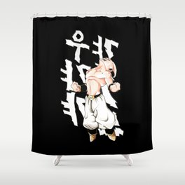 MAJIN BUU Shower Curtain