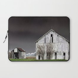 The Barn and Shed - Inverted Art Laptop Sleeve