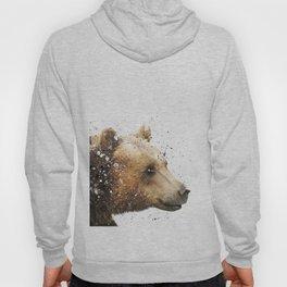 Bear Portrait #1 Hoody