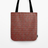 industrial Tote Bags featuring Industrial by Tim Kloed