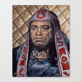 Thulsa Doom Canvas Print