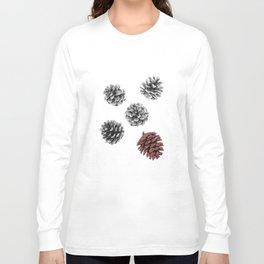 Pine cones Long Sleeve T-shirt