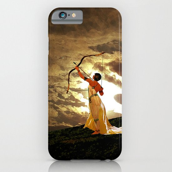 The Far Side of Midnight iPhone & iPod Case
