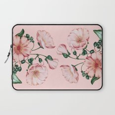 Calandrinia Laptop Sleeve