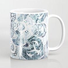 MOON SMILE MANDALA Coffee Mug