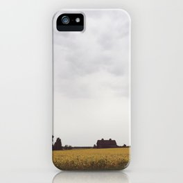 Getting there iPhone Case