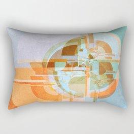 Modern boom Rectangular Pillow