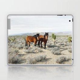 Desert Horse Pair Laptop & iPad Skin